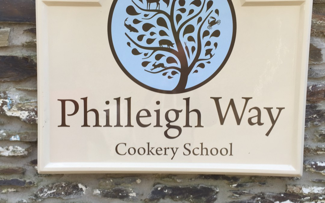 A day at Philleigh Way cookery school